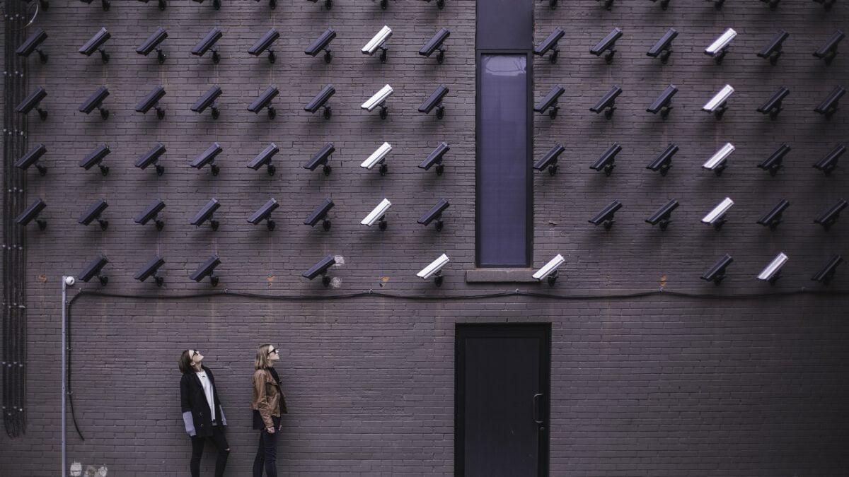 Bedrijf beveiliging